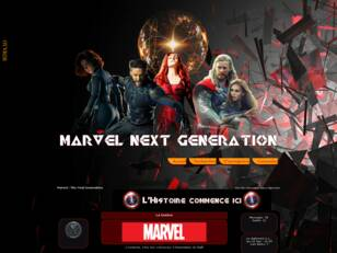 Marvel : The Next Generation