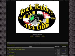 Free forum : Maryland Rock Raiders