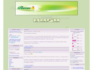 Forum officiel du site Mascoo.com