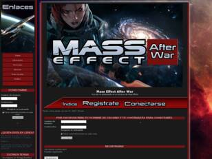 Foro gratis : Mass Effect After War