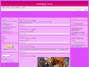 Forum gratis : CHICALWAYS