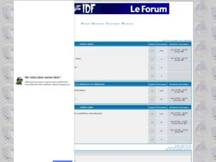Forum M&B IDF