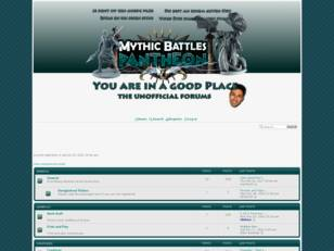 Mythic Battles : Pantheon Dutch Forum