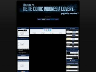 Meme Comic Indonesia Lovers