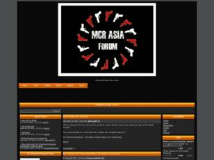 My Chemical Romance Asia Forum