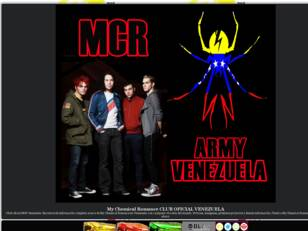 CLUB OFICIAL My Chemical Romance VENEZUELA