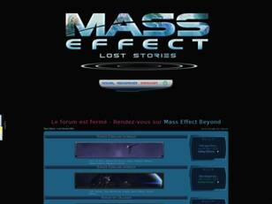 Mass Effect : Lost Stories