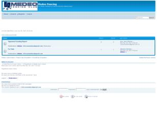 Free forum : Medeo Fencing
