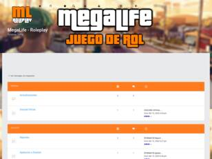 MegaLife - Roleplay