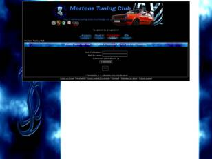 Mertens Tuning Club