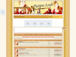 Meryem Uzerli Fan Forum