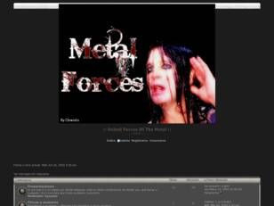 Metal Forces