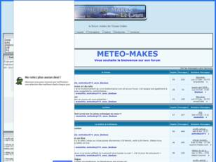 meteo-makes le forum