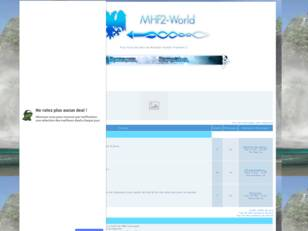 creer un forum : MHF2-world