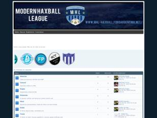 Modern Haxball League