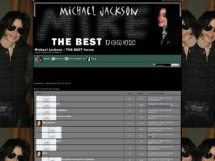 Michael Jackson : THE BEST forum