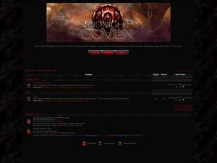 Free forum : -AQW Clan- The Midnight Coven