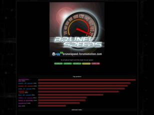 Free forum : Brunei Speed
