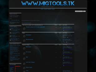 ::MiGtools::- Welcome!