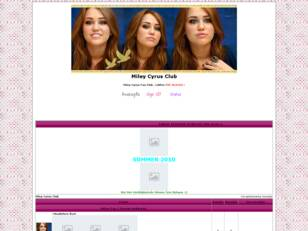 ♥ | Miley Cyrus Fan Club © | ♥