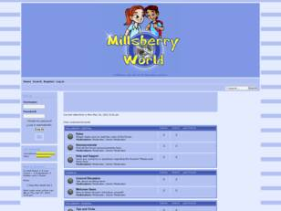 Free forum : Millsberry World
