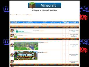 Welcome to Minecraft Viet Nam
