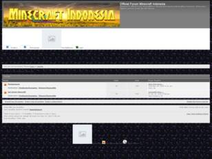 Official Forum Minecraft Indonesia
