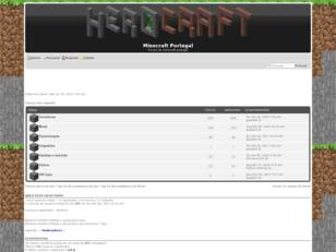 Forum gratis : Minecraft Portugal