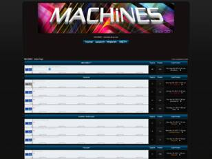 MACHiNES - Index Page -