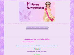 creer un forum : Miss-ohmydollz
