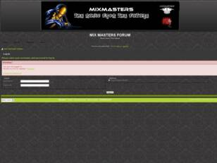 Free forum : MIX MASTERS FORUM