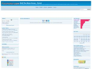 MLB The Show Free forum : The MLB the SHOW Group