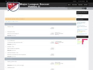 Major League Soccer Habbo - 2018 ©