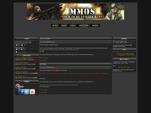 MMOS Clan Homepage