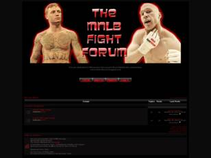 MNLB Fight Forum