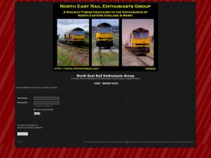 The North East Rail Enthusiasts Group