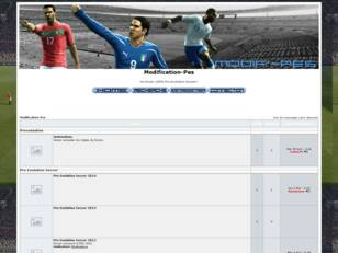 Modification Pes-forum
