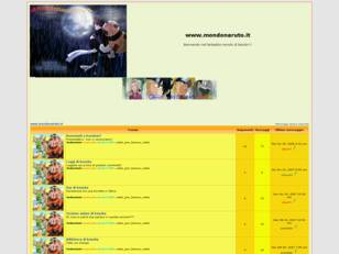 Forum gratis : www.mondonaruto.it