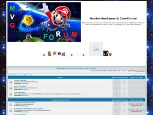 MVG Chat-Forum ©