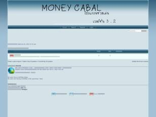 :: Money Cabal ::