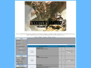 Monster Hunter Free Role Play Forum