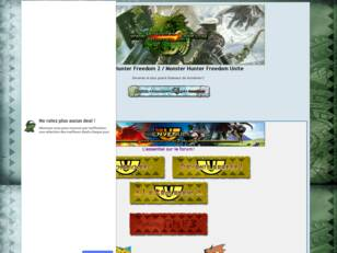 Monster Hunter Freedom 2 & Unite