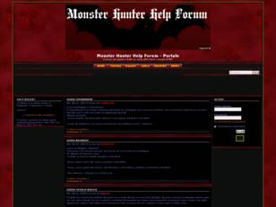 Monster Hunter Help Forum