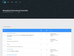 Moradaland International Assembly