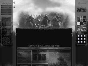 Morage - D'Or et de Sang