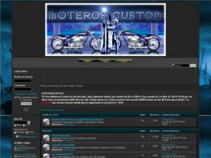 Foro Moteros Custom
