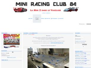 MRC84 - Mini Racing Club 84