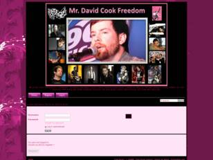 MR DAVID COOK FREEDOM
