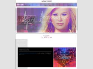 Kelly Clarkson News! On MRKCFAN FANSITE AND FORUM