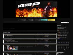 Mugen Legend Mexico